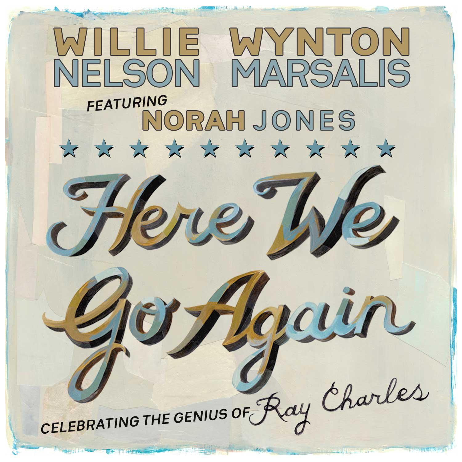 Here We Go Again - A Tribute to Ray Charles