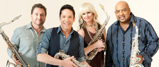 Richard Elliot, Dave Koz, Mindi Abair, Gerald Albright