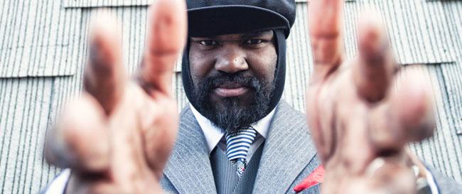 Gregory porter announces 2013 fall tour jazz line news - Gregory porter concert france ...