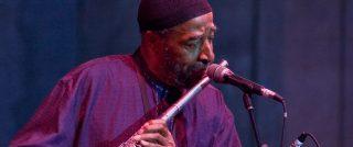 Yusef Lateef performing at the 2007 Detorit Jazz Festival - Photo by CEAndersen