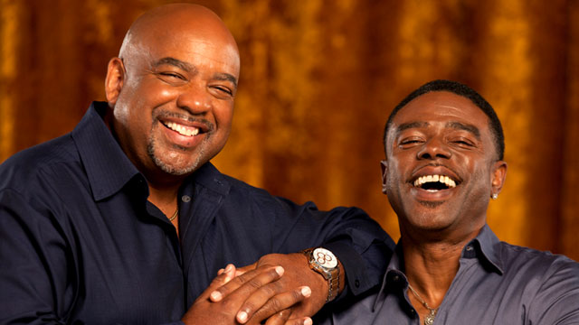 Gerald Albright and Norman Brown