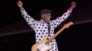 Buddy Guy (Photo: David La Rosa)